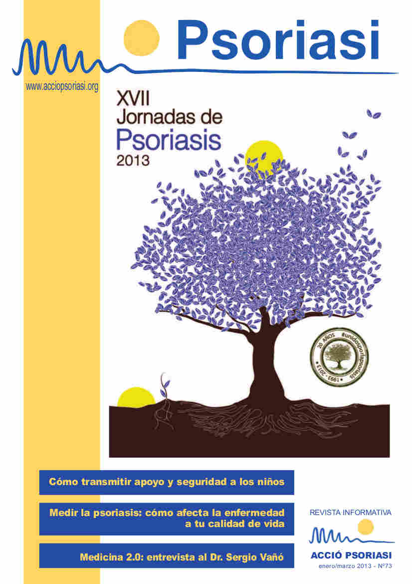 Revista Acción Psoriasis