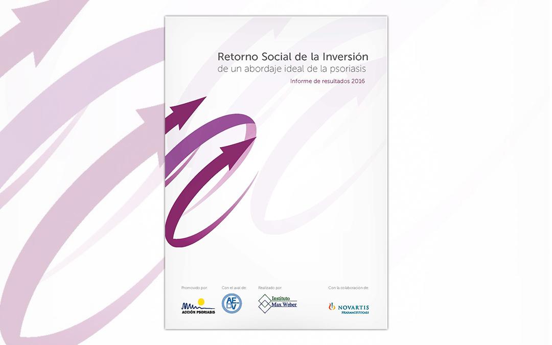 Este es el primer estudio que ha medido el Retorno Social de la Inversión (SROI) en el campo de la dermatología